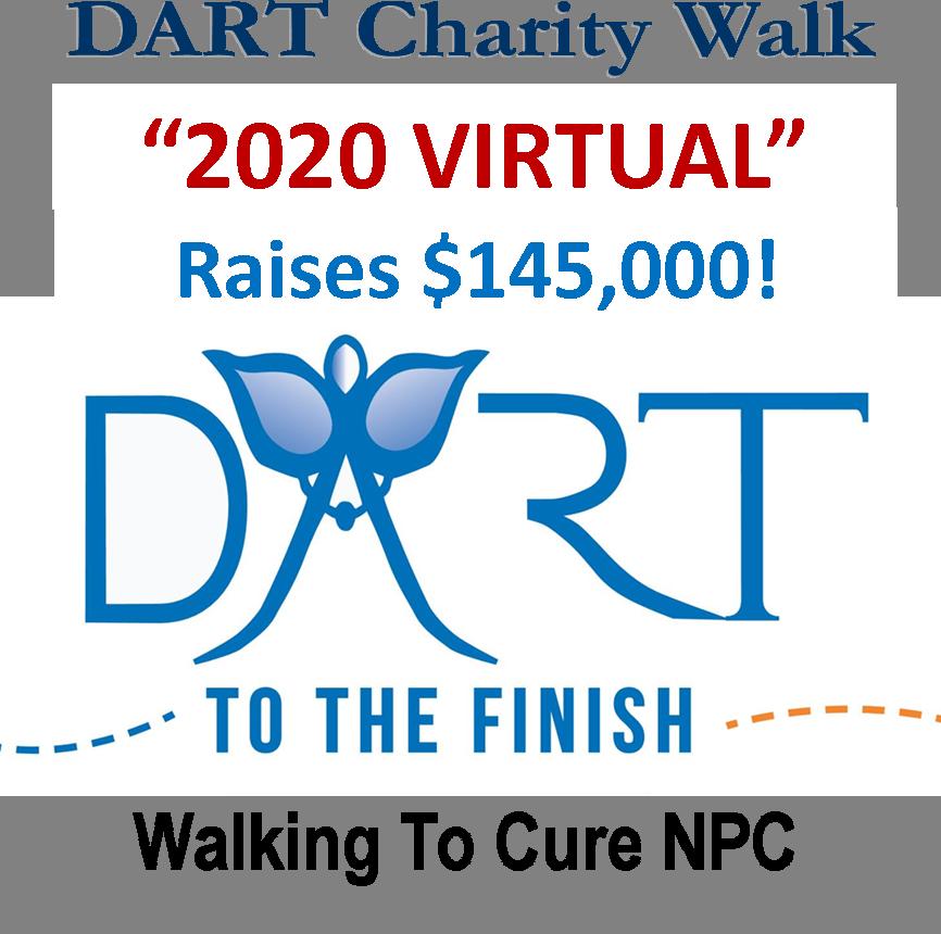 Walk raises $145,000!